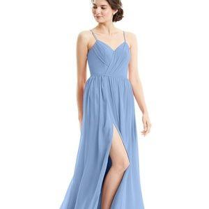 Dusty Blue Cora Azazie Dress